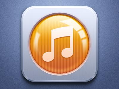 Music music charhen china yellow iphone ios icon