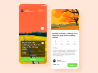 Homestay App-Detail Page