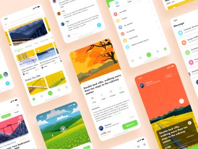 Homestay App-All