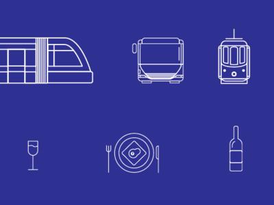portoexplore icons