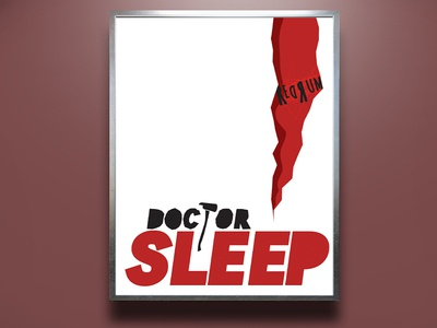 alternative poster for doctor sleep