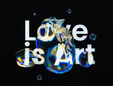 Love is Art