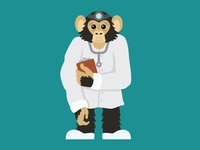 Doctor Chimp