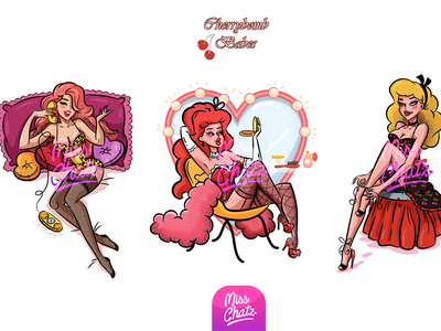 Ladies pinup The Most