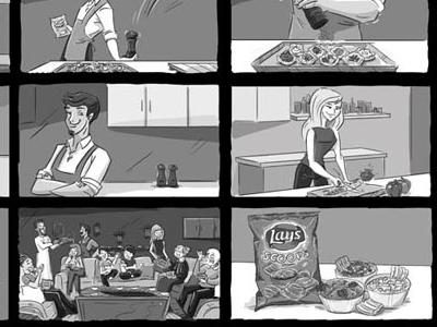 Lays Storyboard
