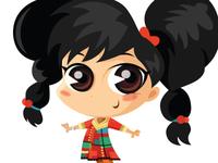Ethnic Girl