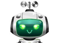 RoboGreen Character