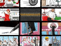 Investments Storyboard