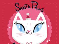 Santa paws adoptpet by misschatz