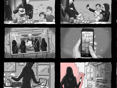 Goody Storyboard