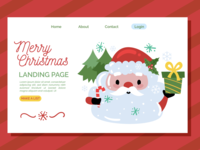Christmas Landing Pages
