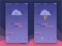 Weather App for Kids