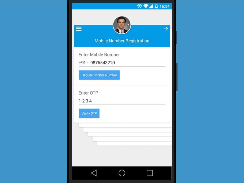 Details Ui Screen Banking App By Mandar Apte Dribbble