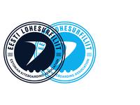 Estonian Kiteboarding Association – Secondary Logo / Badge