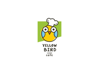 Yellow Bird cafe (sale logo)