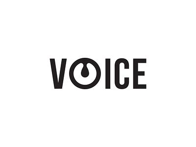 voice voice logos minimal forfun 4fun idea mark logo