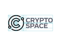 Grid Logo Crypto Space