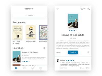 Daily UI-Reading