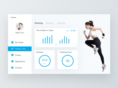 Daily UI-Data centre