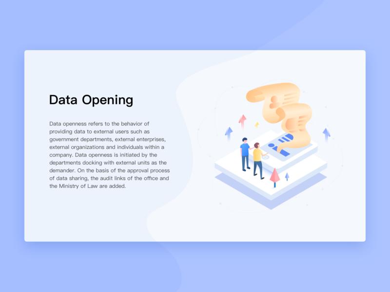Data Services-3 web illustration uiux