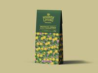 Lemon Tea packaging design