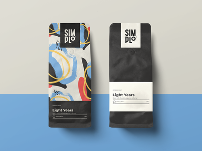Simplo Coffee Bag Design