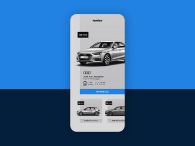 Renteo app