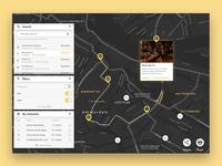 Interactive Travel Planner—UI Weekly Challenges S02 [3/10]