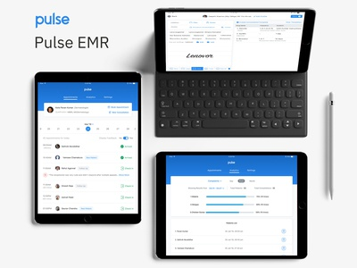 Pulse EMR iPad App