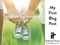 The Silent Exclaimation   Blog Post 1