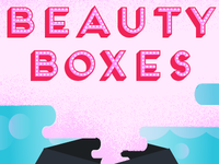 Beauty Boxes for P&P
