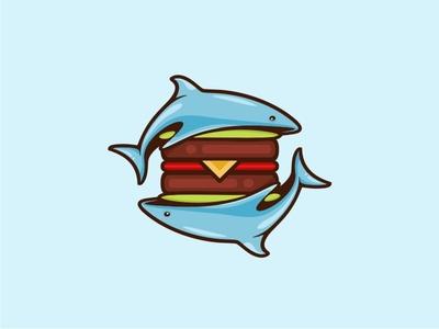 Burger Fish.