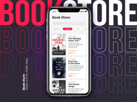 Bookstore Ui Design Concept