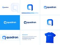 Quadron Software Agency Brand Guideline