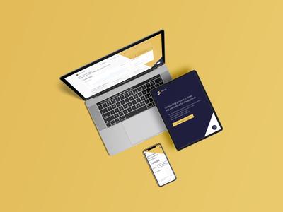 Digital Banking for SMEs banking dashboard digital fintech app finance business banking app banking