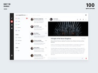 Mail-Web App