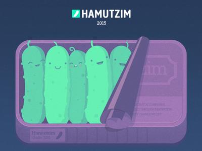 Hamutzim - New Year Post