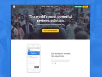 Yotpo New Homepage