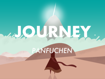 JOURNEY GAME game poster design poster a day poster illustration 365 daily challenge 365 days poster 365 design photoshop