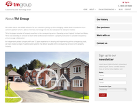 TMGroup new website