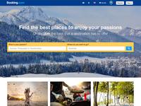 Destination Finder - Booking.com
