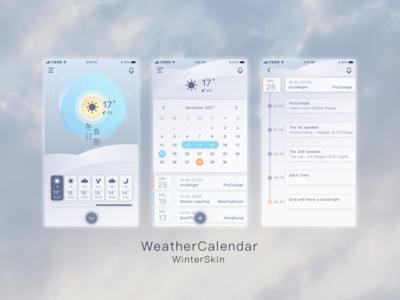 WeatherCalendar