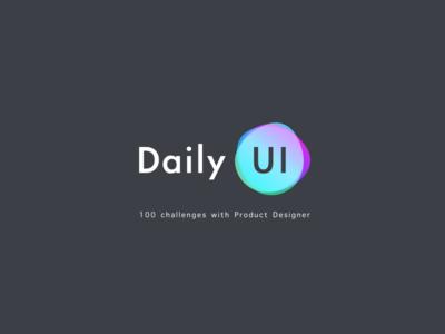 #52 Daily Ui Logo
