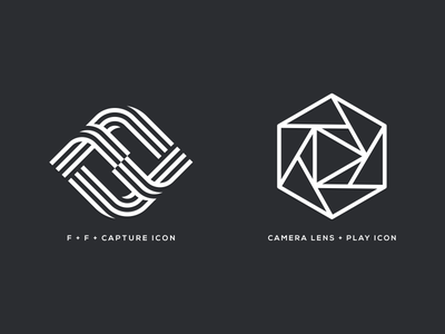 LEFT or RIGHT? artismstudio geometric lineart icon illustrator graphic design brand identity creative artwork logo photography video film media
