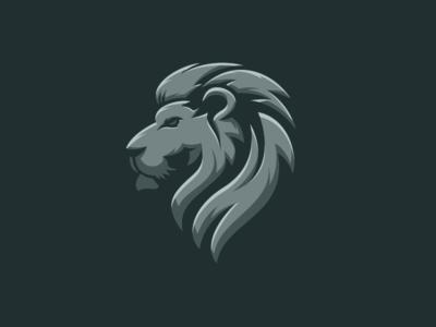 Lion artwork creative photoshop coreldraw illustrator graphic design brand identity tshirt logo icon esport lion