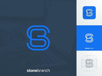 SB monogram artism design artwork creative illustrator brand and identity graphic  design line art logo monogram