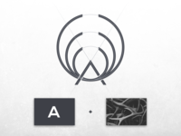 A  +  Antlers | using grid