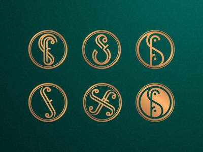 SF monogram