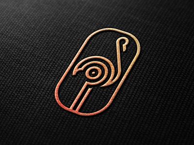 Flamingo coreldraw forsale icon illustrator creative artwork company business idenity branding graphicdesign logodesign logo luxury grid monoline monogram lineart birds flamingo