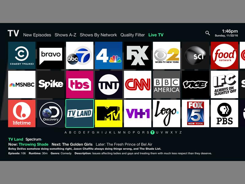 Kodi Media Center Skin - TV by Ben Mautner | Dribbble | Dribbble
